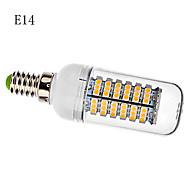 E14 / G9 / E26/E27 5 W 138 SMD 3528 440 LM Warm White / Cool White T Corn Bulbs AC 220-240 V