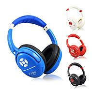 Fashion New SD/TF Card Music Earphone Headset Wireless Headphone for Phone PC PSP MP3 Player FM Radio