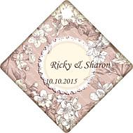Etiquetas Personalizadas/Placas de Identificação - Personalizado - Diamante - de Arte de Papel Colorido