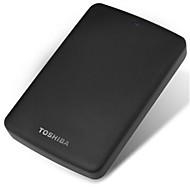 Original Toshiba Black Beetle USB3.0 1TB 2.5-inch Portable External Hard Drive with Encryption