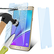 Angibabe Ultra Thin 0.3mm Anti-Blue Ray Tempered Glass Screen Protector Guard For Samsung Galaxy Note5 N9200 5.7 Inch