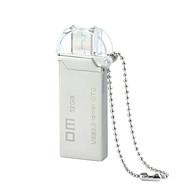 dm pd009 32gb usb 3.0 + micro usb impermeabile flash drive OTG per smart phone&calcolatore - argento