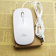 ultra-ohut muoti kannettava työpöydälle valokennoja langallinen hiiri