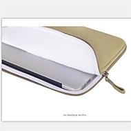 """11.6 """"13.3"""" 15.4 """"manga del ordenador portátil retro + paquete de adaptador de corriente (dentro del paño de lana gruesa con el corte"""