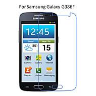 5pcs de ultra hd delgada película de protector de pantalla transparente para Samsung núcleo galaxia g386f Lite