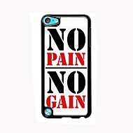 ağrı yok ipod touch 5 için hiçbir kazanç tasarım alüminyum yüksek kaliteli durumda