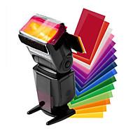 universal Haut éclair filtre 12 couleurs