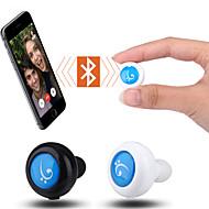 Mini Bluetooth 3.0 fone de ouvido fone de ouvido fone de ouvido com microfone para iphone 6s 5s 6 5 (cores sortidas)