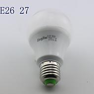 1 stk Yangming E26 / E27 / B22 7 w 35 x SMD 2835 610ml lm k kold hvid kloden pærer ac 85-265 v