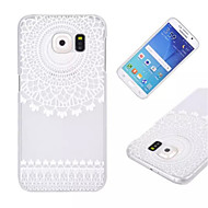 For Samsung Galaxy etui Transparent Etui Bagcover Etui blondedesign PC Samsung S6 edge / S6 / S5 Mini / S5