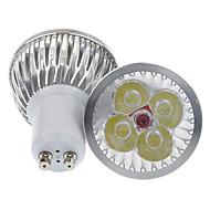 Focos LED Decorativa HRY MR16 E14 / GU10 / GU5.3(MR16) / E26/E27 4W 4 LED de Alta Potencia 450 LM Blanco Cálido / Blanco Fresco AC 85-265