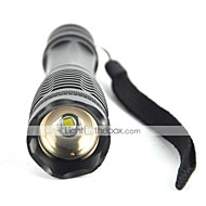 LT  5 Mode 1800 Lumens LED Flashlights 18650/AAAAdjustable Focus