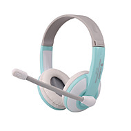 Wolf Bauwens NO-520 Laptop-Head Style Headphone Headset Tide Cafes Game YY Voice