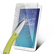 Angibabe 0.4mm 9H 2.5D Tempered Glass Screen Protector For Samsung Galaxy Tab E T560 9.6 Inch