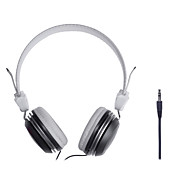 Universal 3.5mm Plug Hi-Fi Headband Stereo Headphone for Phone, MP3, Tablet, PSP (Assorted Colors)