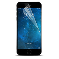 profissional de alta transparência lcd protetor de tela de cristal transparente com pano de limpeza para 6s iphone plus / 6 mais