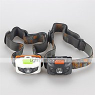 Lights Headlamps / Bike Lights LED 500 Lumens 4 Mode Cree XP-E R3 AAAWaterproof / Rechargeable / Impact Resistant / Strike Bezel /