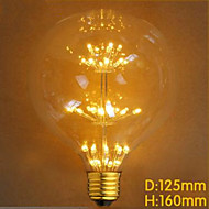 All Over The Sky Star G125LED 3 W Light Bulb Decorative Fashion