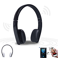 Wireless Bluetooth Headphones Earphone Earbuds Stereo Foldable Handsfree Headset with Mic for Samsung iphone