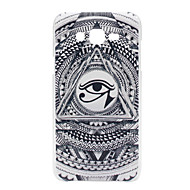 Painted PC Phone Case for Galaxy J5/J7/E7