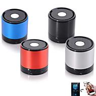 Bluetooth V2.0 trådløs genopladelige Højtalere til PC & amp; Mobiltelefon (assorterede farver)