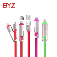 BYZ C38 apple samsung millet huawei lenovo cool android general USB charging cable rapidly