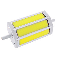 1 pcs R7S 18W COB 118MM 1550 LM Warm White / Cool White LED Corn Bulbs AC 85-265 V