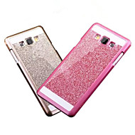 For Samsung Galaxy etui Andet Etui Bagcover Etui Glitterskin PC for Samsung A7 A5 A3