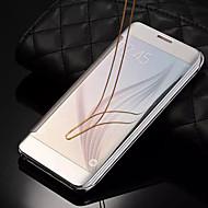 Nowy wielokolorowe powłoki lustra telefonu Samsung Galaxy s7 / s7edge / S6 / S6 krawędzi / Krawędź S6 + (inne kolor)