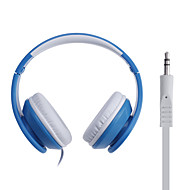 iLead Universal 3.5mm Plug Hi-Fi Headband Stereo Headphone for Phone, MP3, Tablet, PSP (Assorted Colors)
