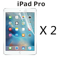 (2 Pcs) High Definition Screen Protector Film for iPad Pro