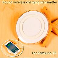 qi wireless cobrando transmissor / carregador sem fio é adequado para a samsung Nota 5 telefone S6 / mobile