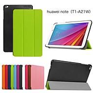 protectora casos Tablet funda de cuero casos soporte para medios huawei almohadilla t1 10.0 (t1-a21w) 9,6 pulgadas