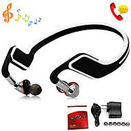 sport stereo Bluetooth 4.0 nakkebøjle headset med mikrofon til iphone 6/5 / 5s samsung s4 / 5 htc LG og andre