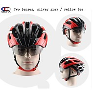 Cycling Helmet 9 Colors Mountain Road Bike Helmet Cascos Ciclismo Mtb Bicycle Helmet With Glasses&Helmet Cover