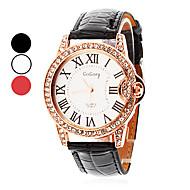 Women's Watch Diamante Roman Numerals Dial