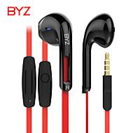 byz S720 (hudba heavy bass) řízený-by-wire typu mobilního telefonu headset