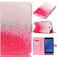 Novelty Cartoon PU Leather Folio Case Shockproof Case for Galaxy Tab A 8.0/Tab 4 10.1/Tab 4 7.0/Tab A 9.7