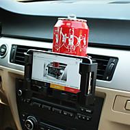 מחזיק כוס טלפון הניידת shunwei מדף מדף משקאות רב תכליתי במדף משקאות לשקע
