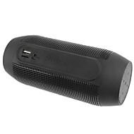 רמקול רדיו סטריאופוני Bluetooth כרטיס הצבעוני דפוס צינור האדום tf הנטענת HTH-36
