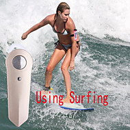 Uderwater Self Timer Wireless Bluetooth Mono Headset for Surfing Swimming