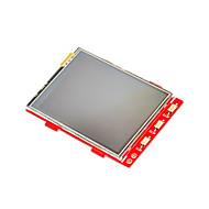 nouvelle pi de framboise framboises 3.2 pouces de résistance affichage tarte écran tactile affichage LCD