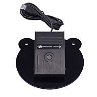 pedalen usb gjemte, egendefinerte snarveier, fs1_m_1, med sikkerhet slitebane, ir bryteren, gjelder fabrikk test