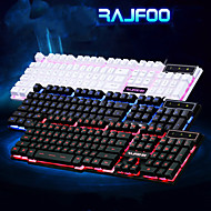 Rajfoo Crossing The Suspension Emitting Gaming Keyboard