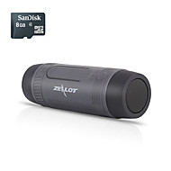 Bluetooth Speaker/ Portable Power Bank/ LED/ Calling Answer/ TF Stereo 5 IN 1+8GMemory card