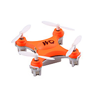 Nejmenší UAV WQ-100 mini rc Kvadrokoptéra 2,4g 4CH vrtulníky 6 os světoví CX-10 Zlepšete dálkové ovládání hračky