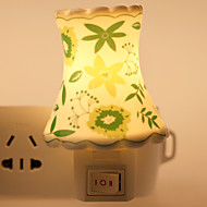 klassisches Design Keramik-Lampe Nachtlicht Nachttischlampe Duft