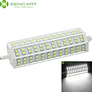 R7S 189mm 72 x 5060SMD 20W Warm White / Cool White 1800LM 220°Beam Horizontal Plug Lights Dimmable Flood Light AC85-265V