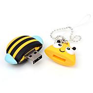 Cartoon Biene Tier USB-Stick 16GB