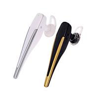 wireless cuffia auricolare bluetooth stereo con trasduttore auricolare del mic per il iphone samsung cellulare